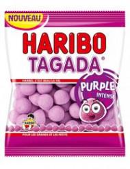 Saco de gomas Tagada Purple Haribo