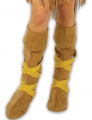 Cobre-botas índias adulto
