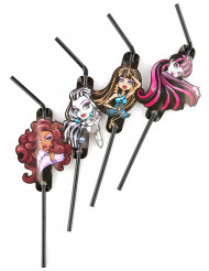 8 Palhinhas Monster High 2™