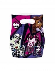 6 Sacos de festa Monster High 2™