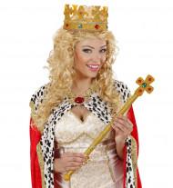 Coroa dourada adulto