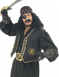 Colete pirata adulto