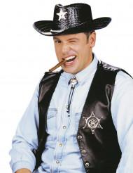 Kit acessórios xerife adulto