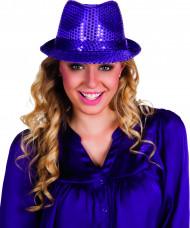 Chapéu roxo
