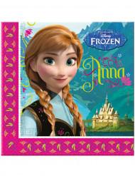 20 Guardanapos Frozen™ 33cm