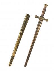 Espada  com bainha
