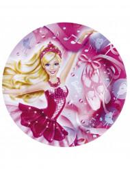 8 pratos Barbie™