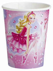 8 Copos Barbie™