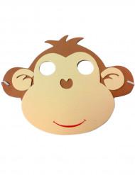 Máscara macaco criança