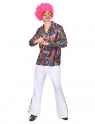 Camisa disco homem