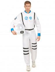 Disfarce de astronauta homem