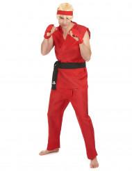 Fato de kung fu homem