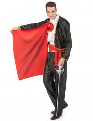 Disfarce de toreador espanhol homem
