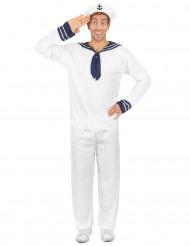 Disfarce marinheiro homem