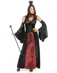 Disfarce vampiro mulher