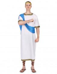 Disfarce Déus Grego azul homem