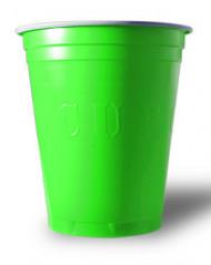 20 Copos americanos Original Cup™ verdes