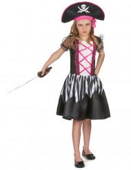 Disfarce pirata infantil