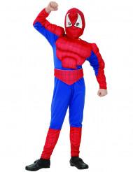 Disfarce super herói para menino