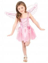 Disfarces de fada borboleta menina