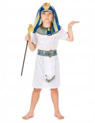 Disfarce farao egipcio menino