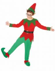 Disfarce de elfo menino
