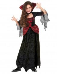 Disfarce de vampiro menina