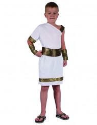 Disfarce gladiador rapaz