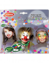 Palette maquilhagem 6 cores menina