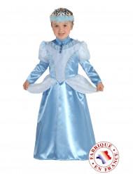 Disfarce marquesa azul menina