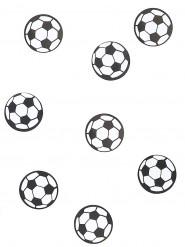 150 Confetis de mesa Bola de futebol