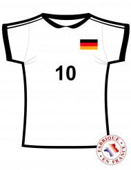 Decoração mural camisola da Alemanha