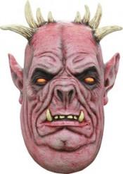 Máscara 3/4 homem demoníaco