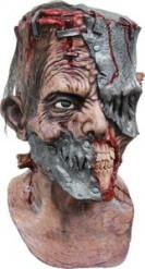Máscara integral homem assustador