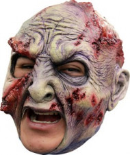 Máscara 3/4 homem putrefacto