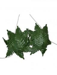 Soutien folhas verdes havaí mulher