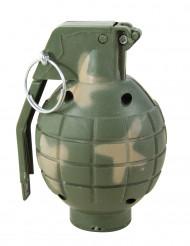 Granada falsa sonora militar de plástico