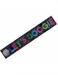 Bandeira Let-s Boogie Disco