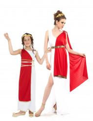 Disfarce de casal romanos Mãe e Filha
