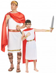 Disfarce de casal romanos Pai e Filho