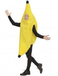 Disfarce de banana criança