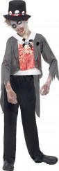Disfarce noivo zumbi menino Halloween