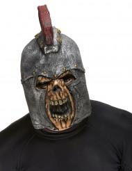 Máscara integral esqueleto soldado adulto Halloween