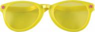 óculos gigantes amarelos adulto