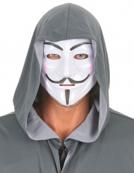 Máscara anônima - adulto