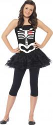 Disfrace esqueleto adolescente Halloween