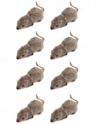 Lote de 8 ratos Halloween