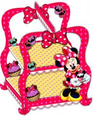 Prato para bolos com suporte de cartão Minnie™