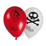 8 Balões Jake e os Piratas da Terra do Nunca™