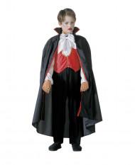 Disfarce Dracula menino Halloween